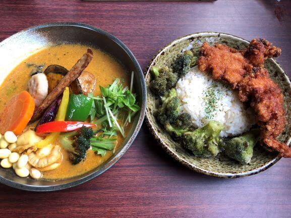 札幌スープカレーのおすすめ店一覧です。